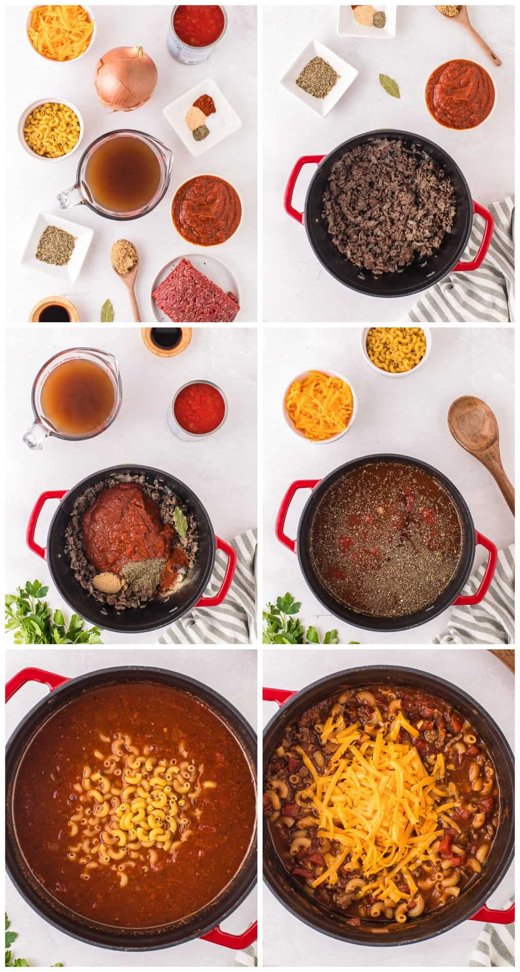 how to make goulash