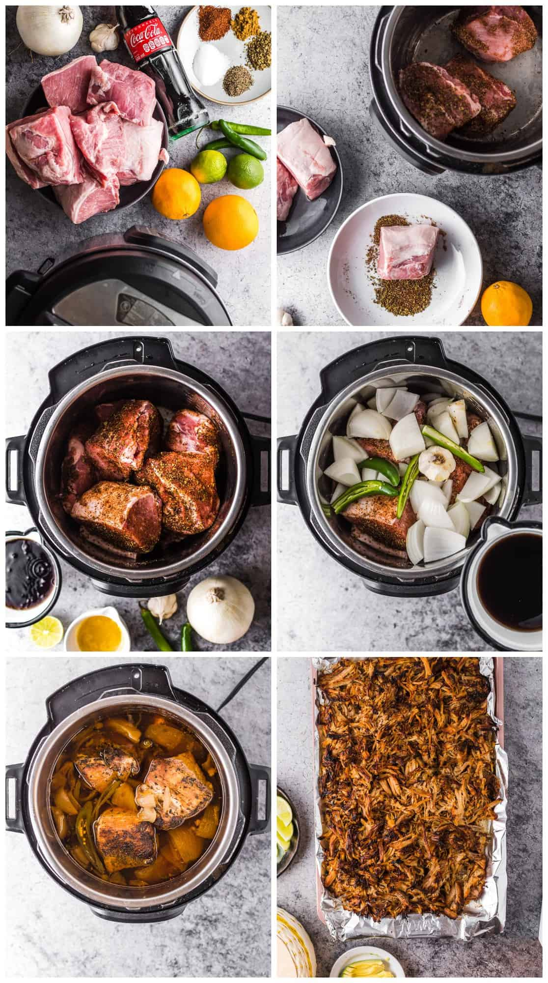 how to make instant pot carnitas