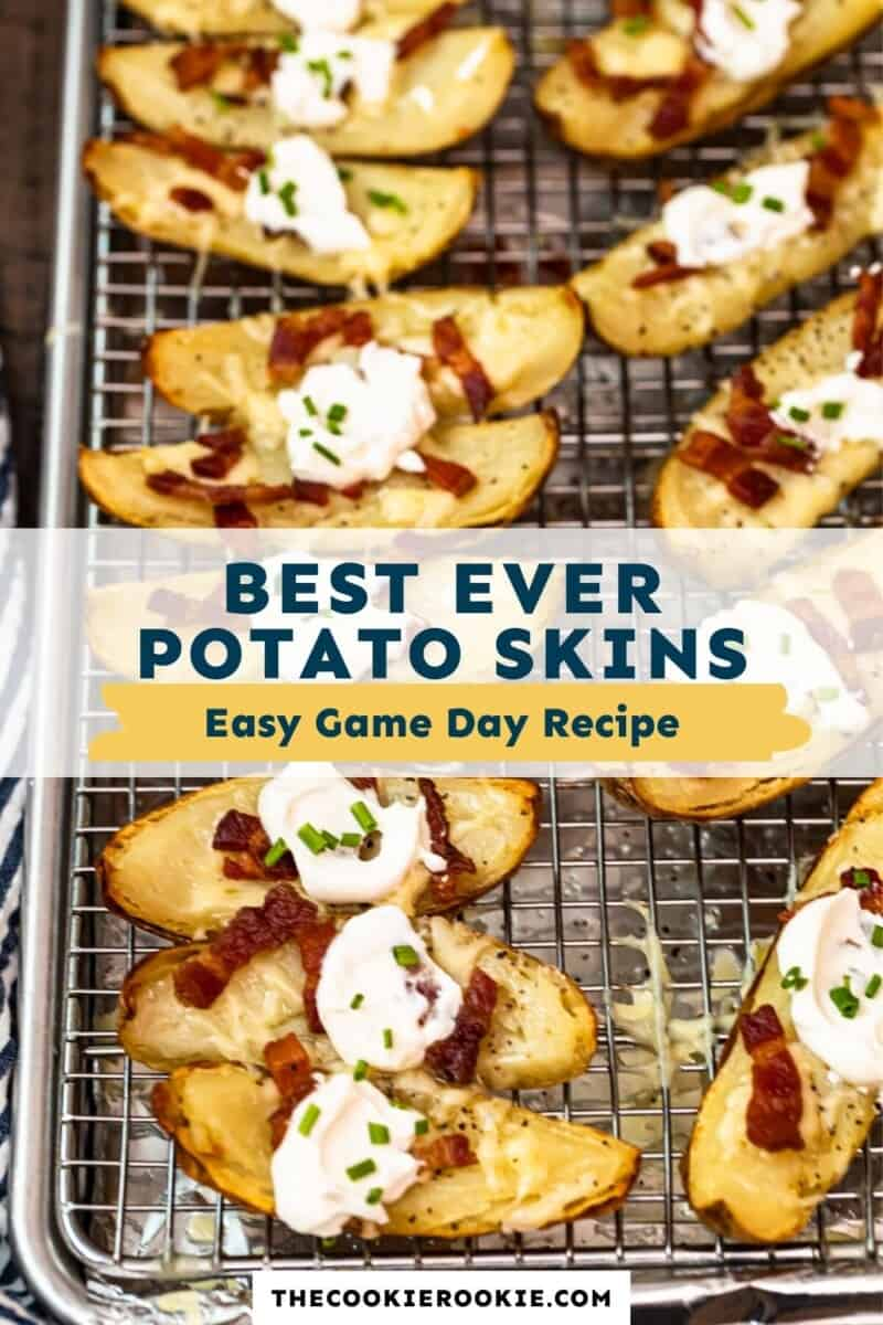 potato skins pinterest collage