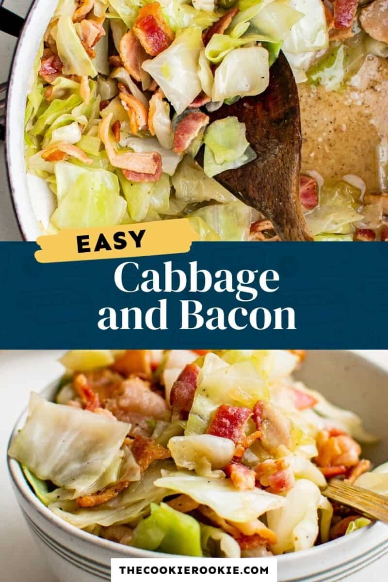 cabbage and bacon pinterest