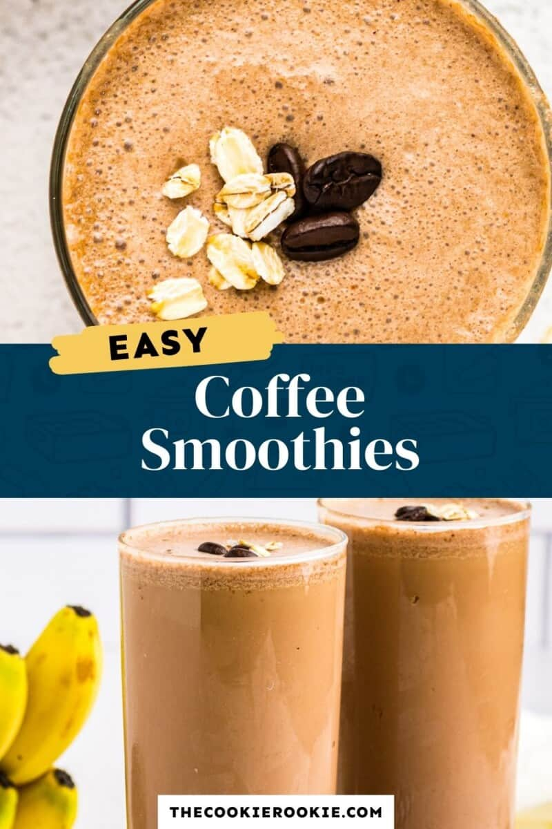 coffee smoothie pinterest