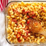 featured baked feta pasta