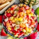 featured fruit salsa