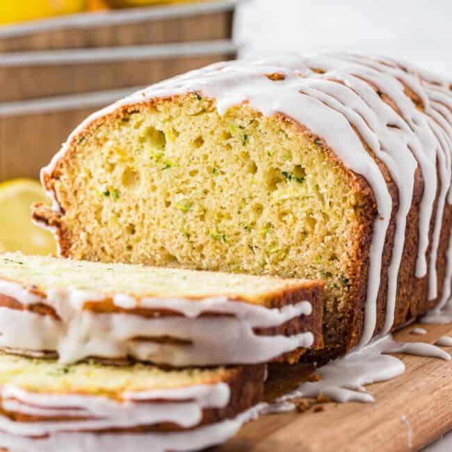 featured lemon zucchini bread