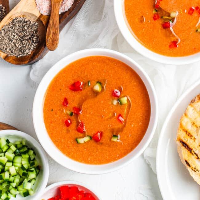 featured gazpacho