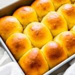 featured homemade hawaiian rolls