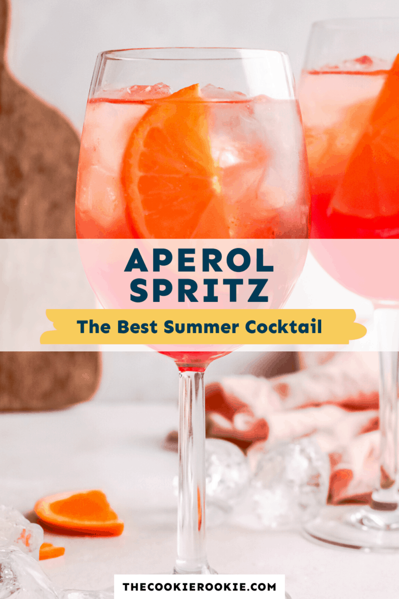 aperol spritz pinterest collage