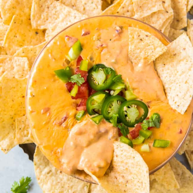 featured instant pot queso