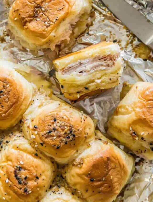 baked turkey sliders google