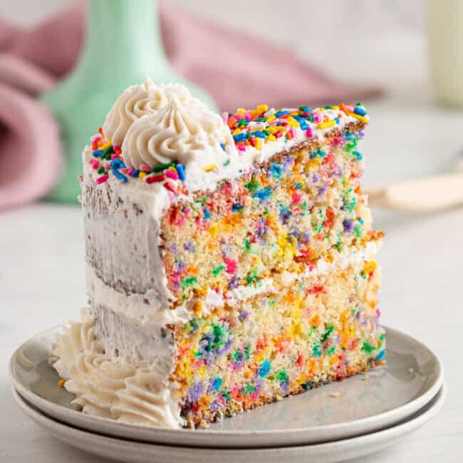 featured funfetti cake