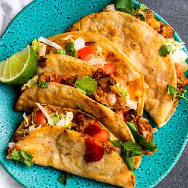 featured turkey tacos