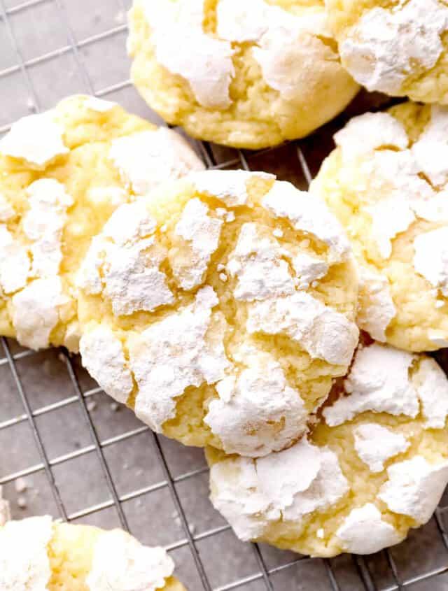 gooey butter cookies google