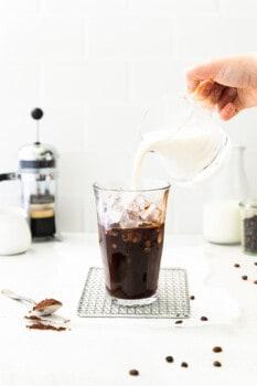 how to make iced mocha