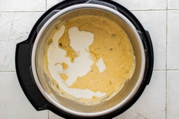 how to make instant pot queso blanco
