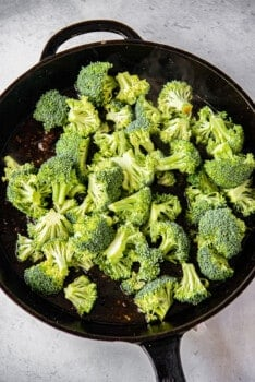 how to make mongolian beef and broccoli