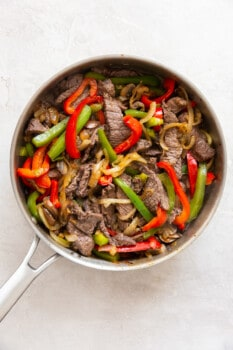 how to make philly cheesesteaks