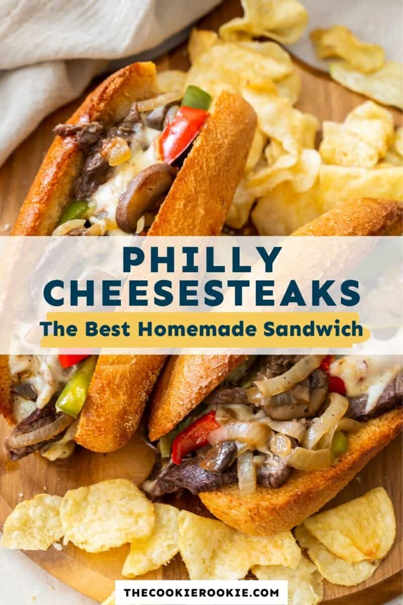 philly cheesesteaks pinterest