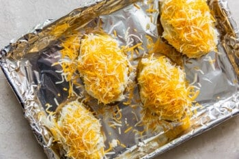 how to make instant pot twice baked potatoes