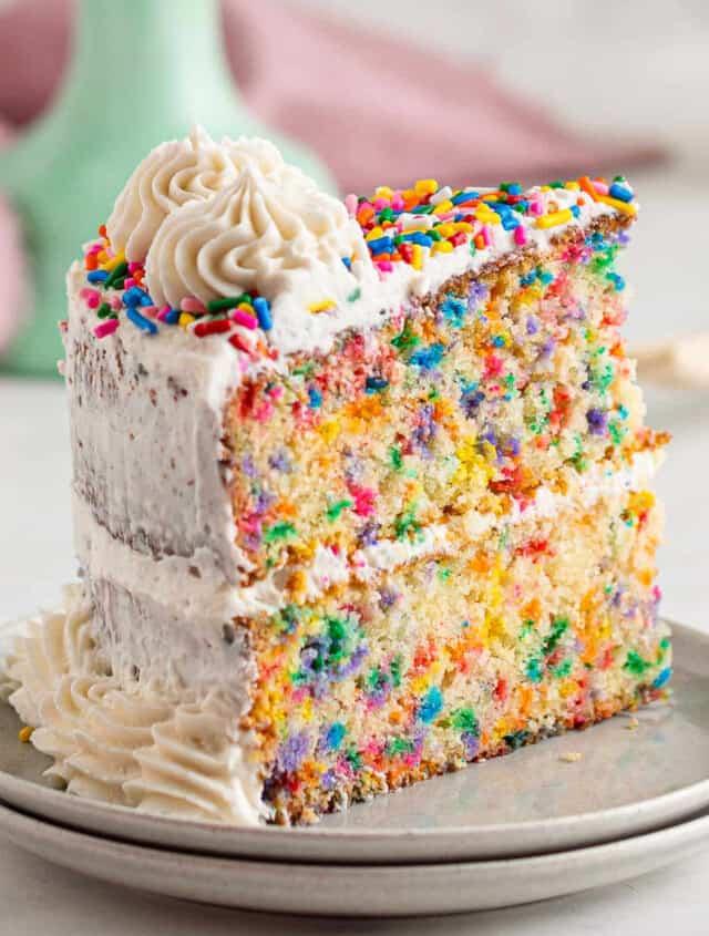 funfetti cake google